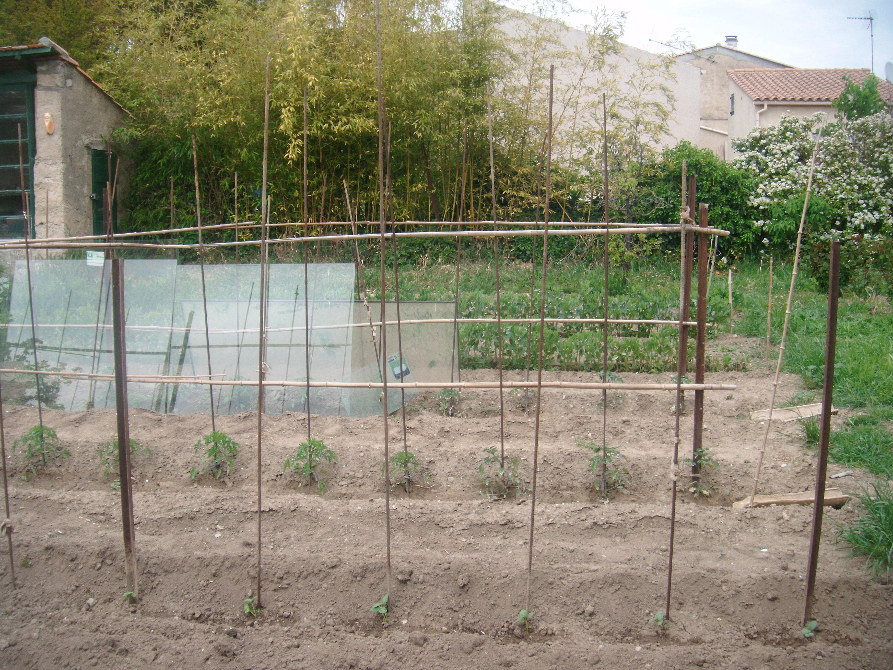 Le jardin potager 1 for Le jardin potager